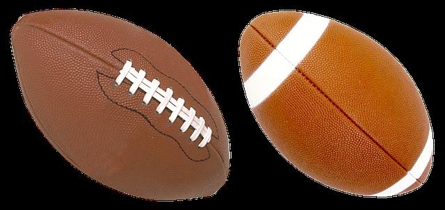 míč na ragby