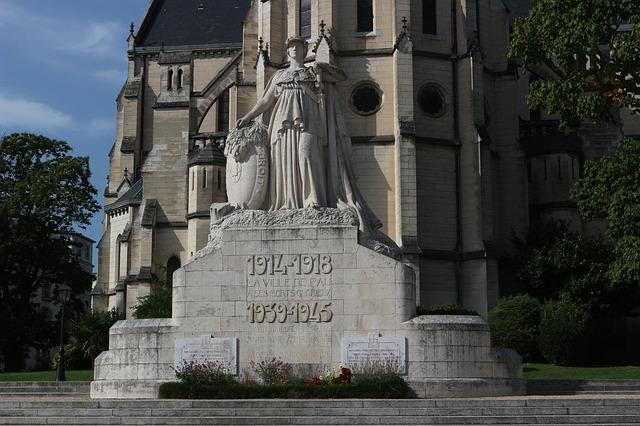 památník z války