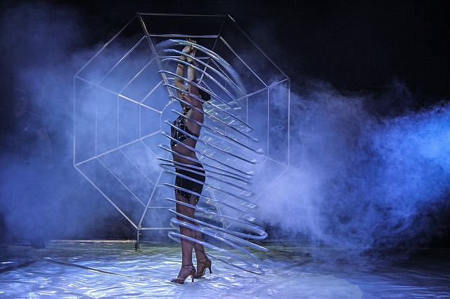 představení s kruhy