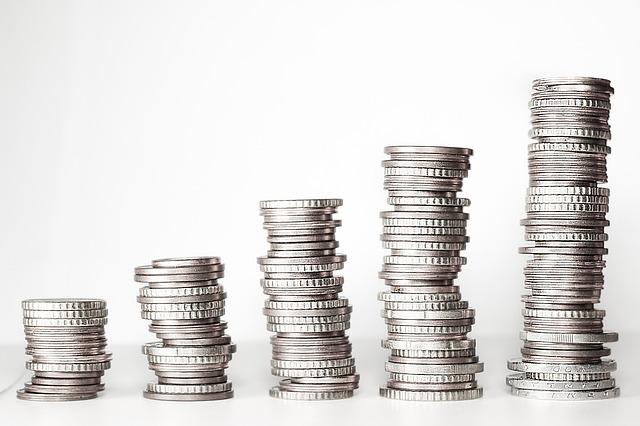 sloupce centů