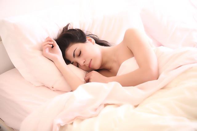 klidný spánek