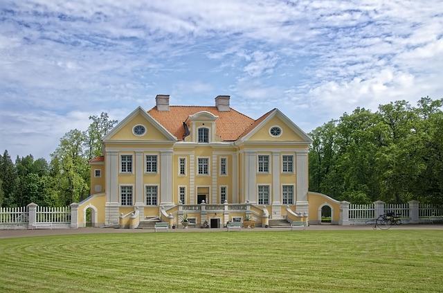 manor zámek