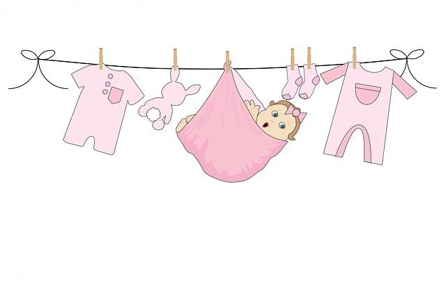 růžový oblečení