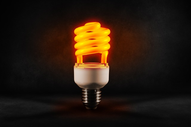 sparlampe