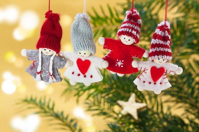 vánoční panáčci