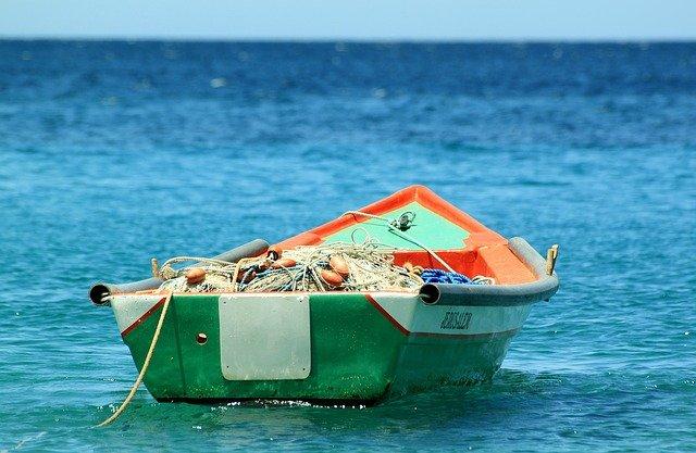 rabářský člun