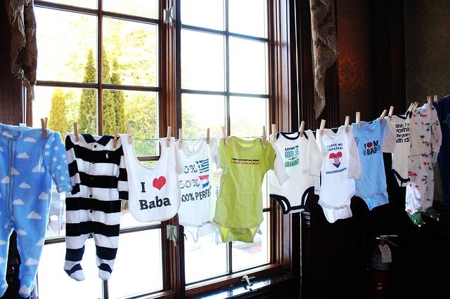 dětské oblečky