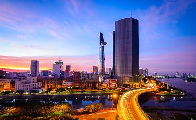 město Saigon