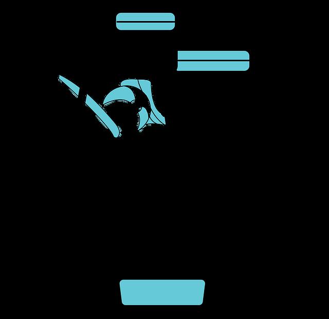 grafika naloženého osobního vozu