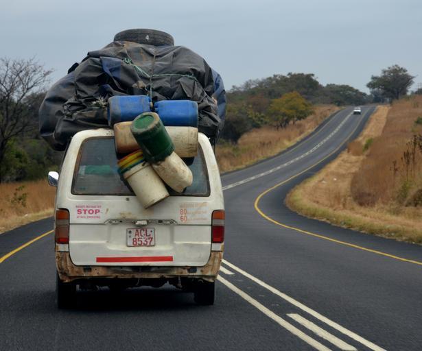 stěhování dodávkou