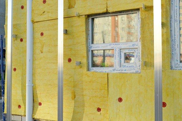 stavba tepelné izolace domu
