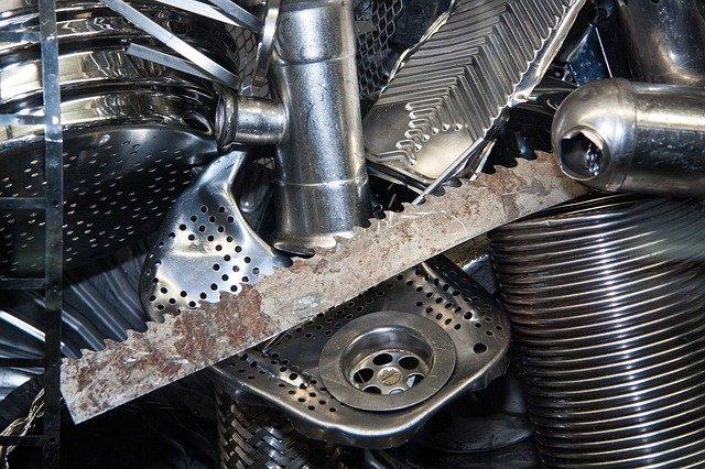 řezání oceli