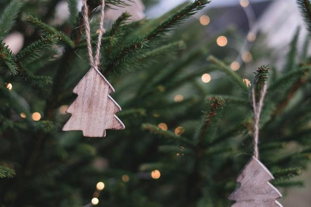 vánoční dekorace, stromeček